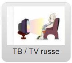 tv russe - icone